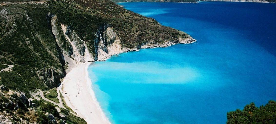 Kefalonia Mirtos Beach
