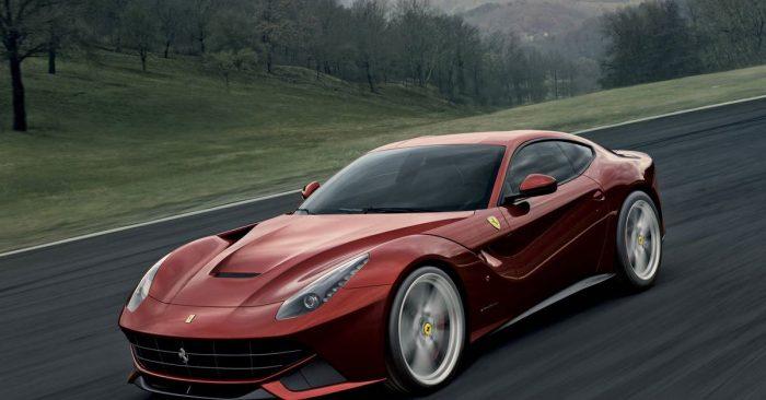 Ferrari Berlineta