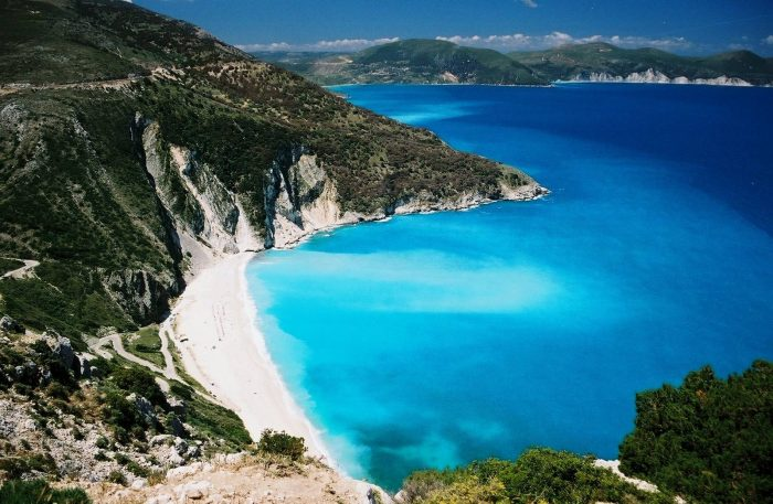 Kefalonia Mirtos Beach